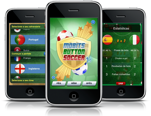 Mobits Button Soccer 1.1