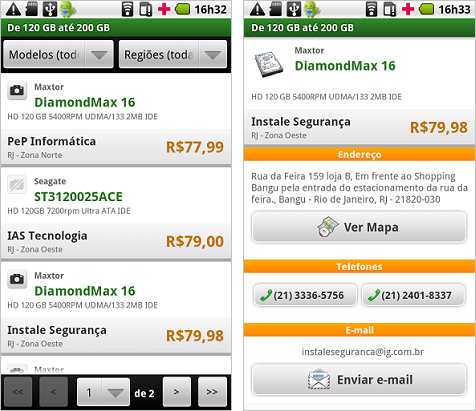 Ofertas do BoaDica Android