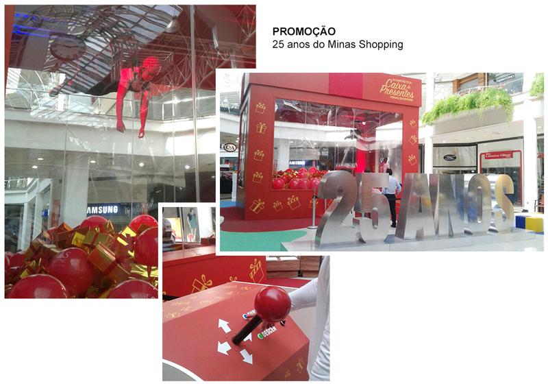 Promoção Minas Shopping com EasyPromo